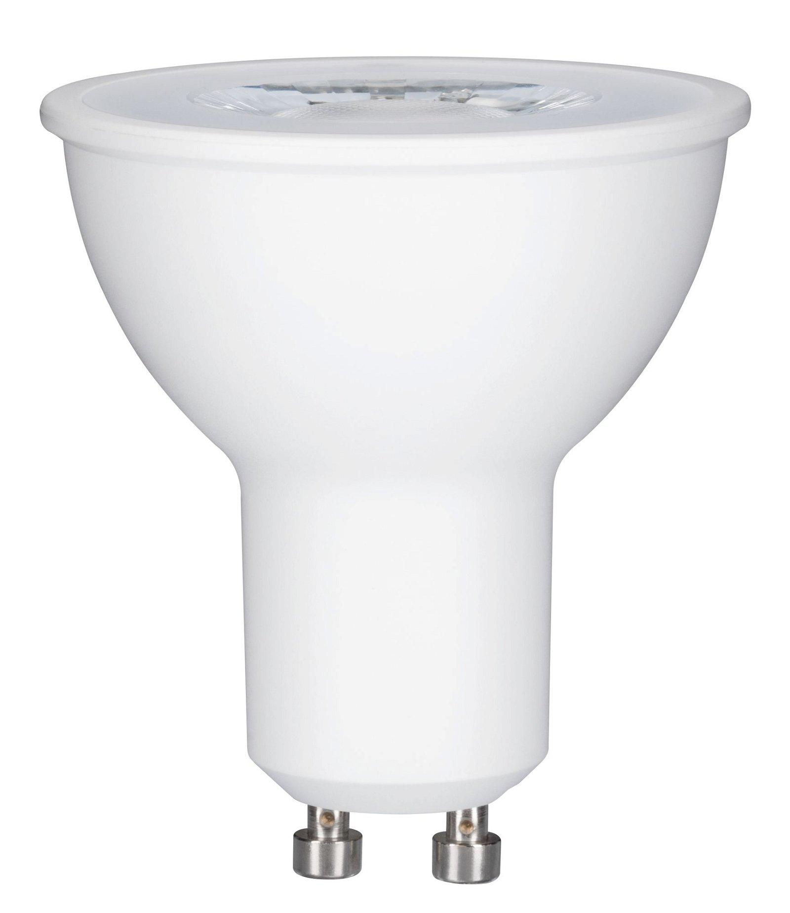 LED Reflektor GU10 230V 460lm 6,5W 2700K Weiß