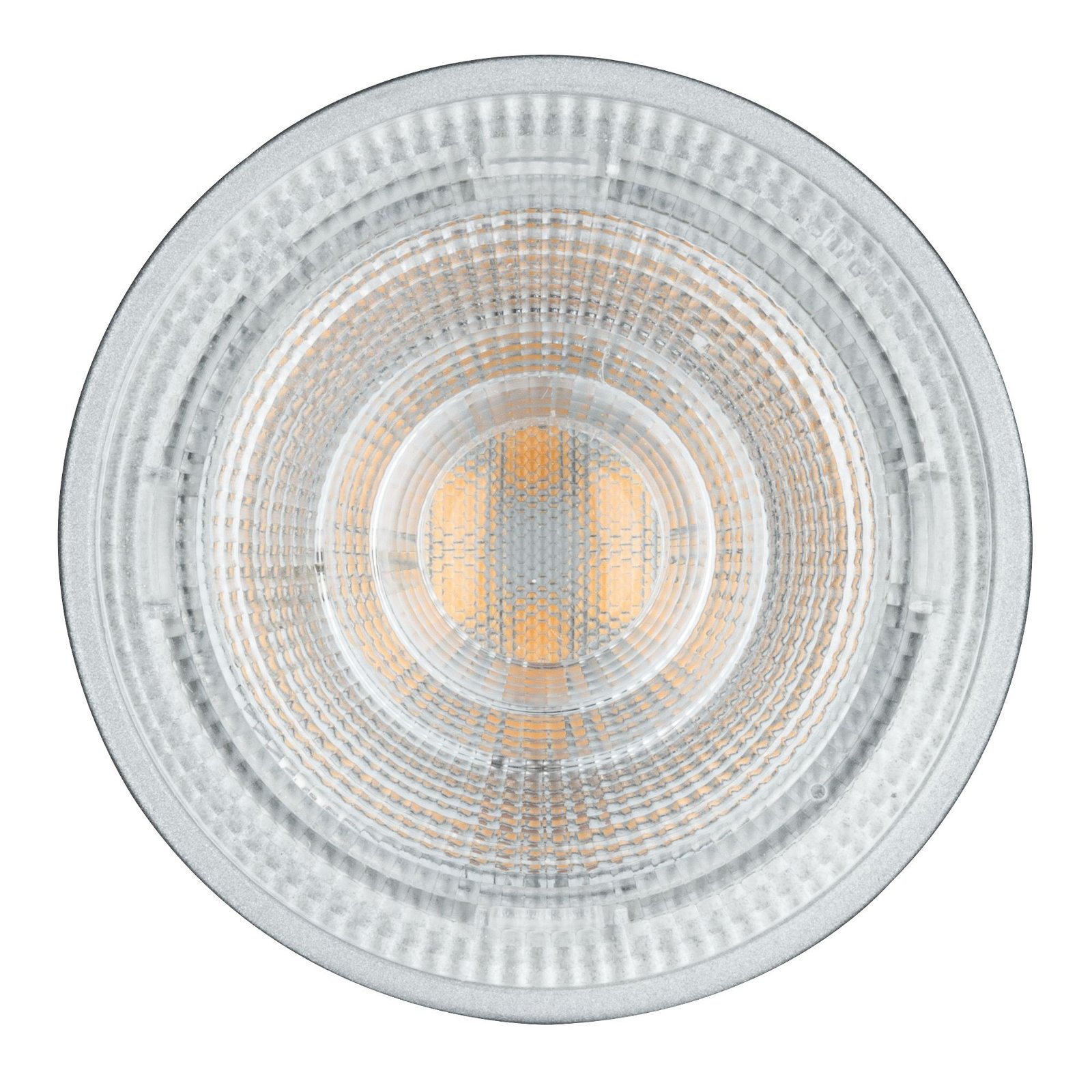 LED Reflektor GU5,3 12V 345lm 4,5W 2700K Alu