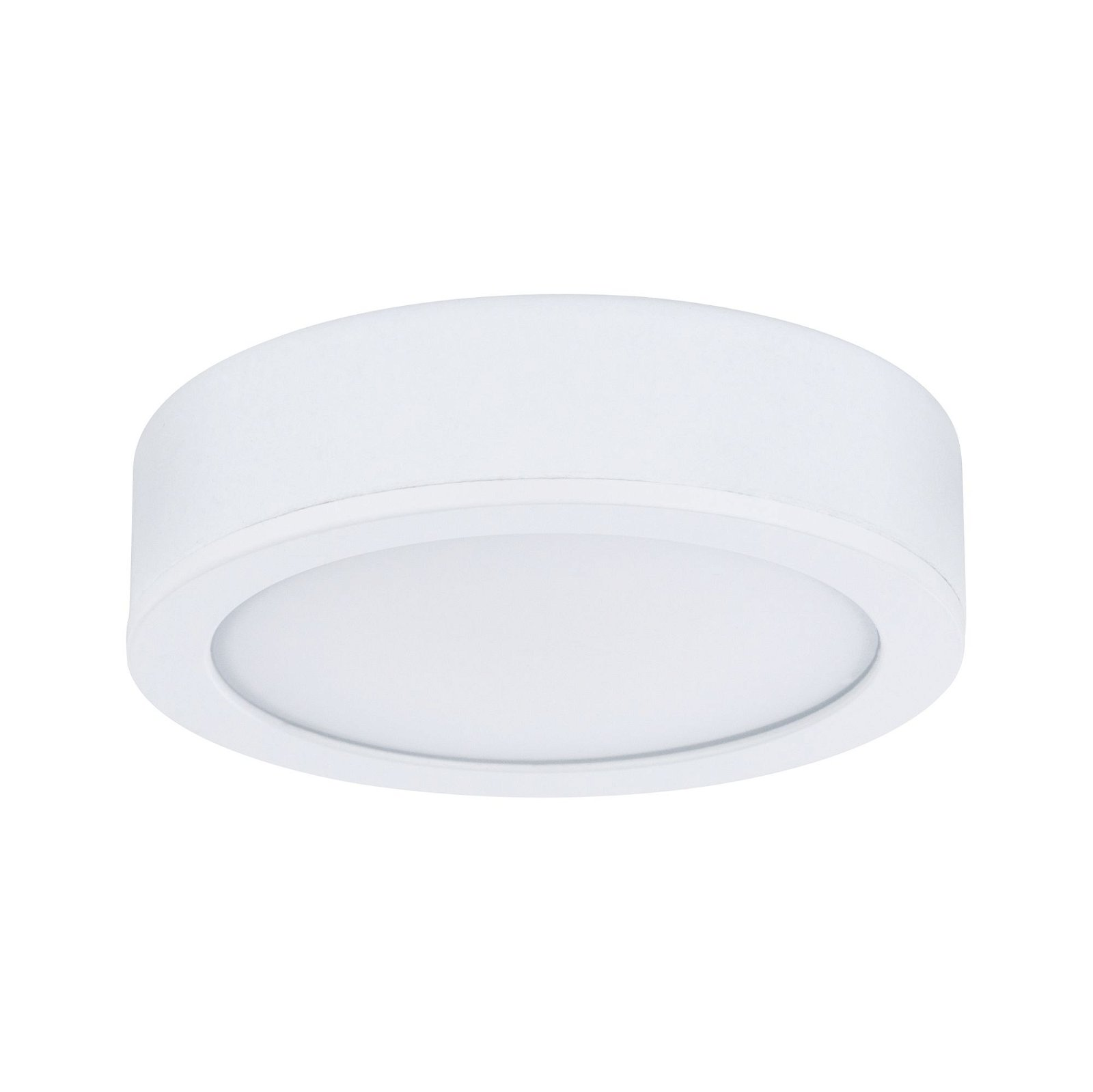 Clever Connect LED Spot Disc Tunable White 2,1W Weiß matt