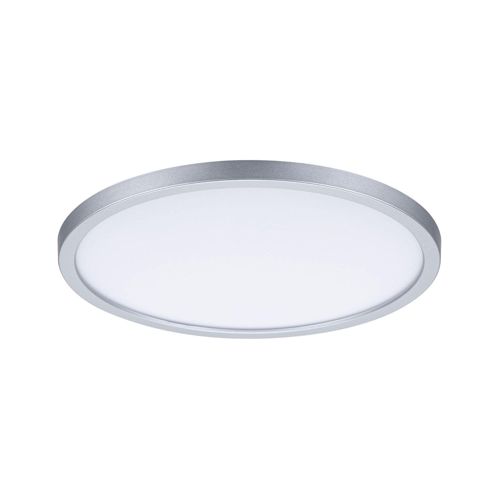 VariFit LED Einbaupanel Smart Home Zigbee Areo IP44 rund 230mm Tunable White Chrom matt