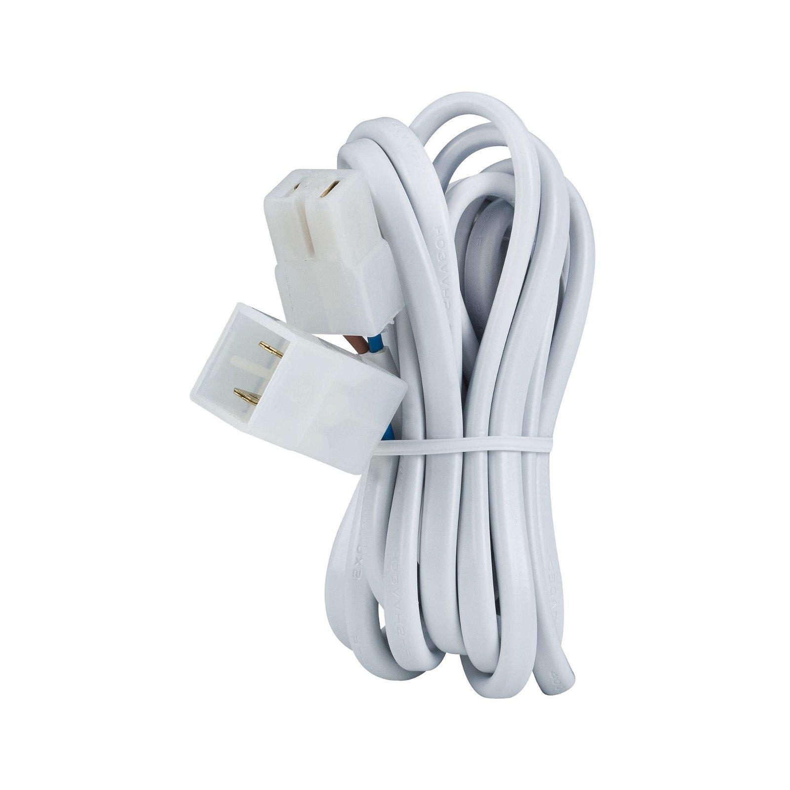 prolongateur pour encastré 1 x 12 V câbles de connexion, 1 x 2 m