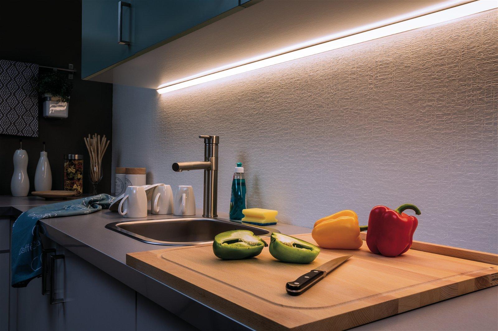 MaxLED 500 LED Strip Tageslichtweiß 0,5m 3W 560lm/m 6500K