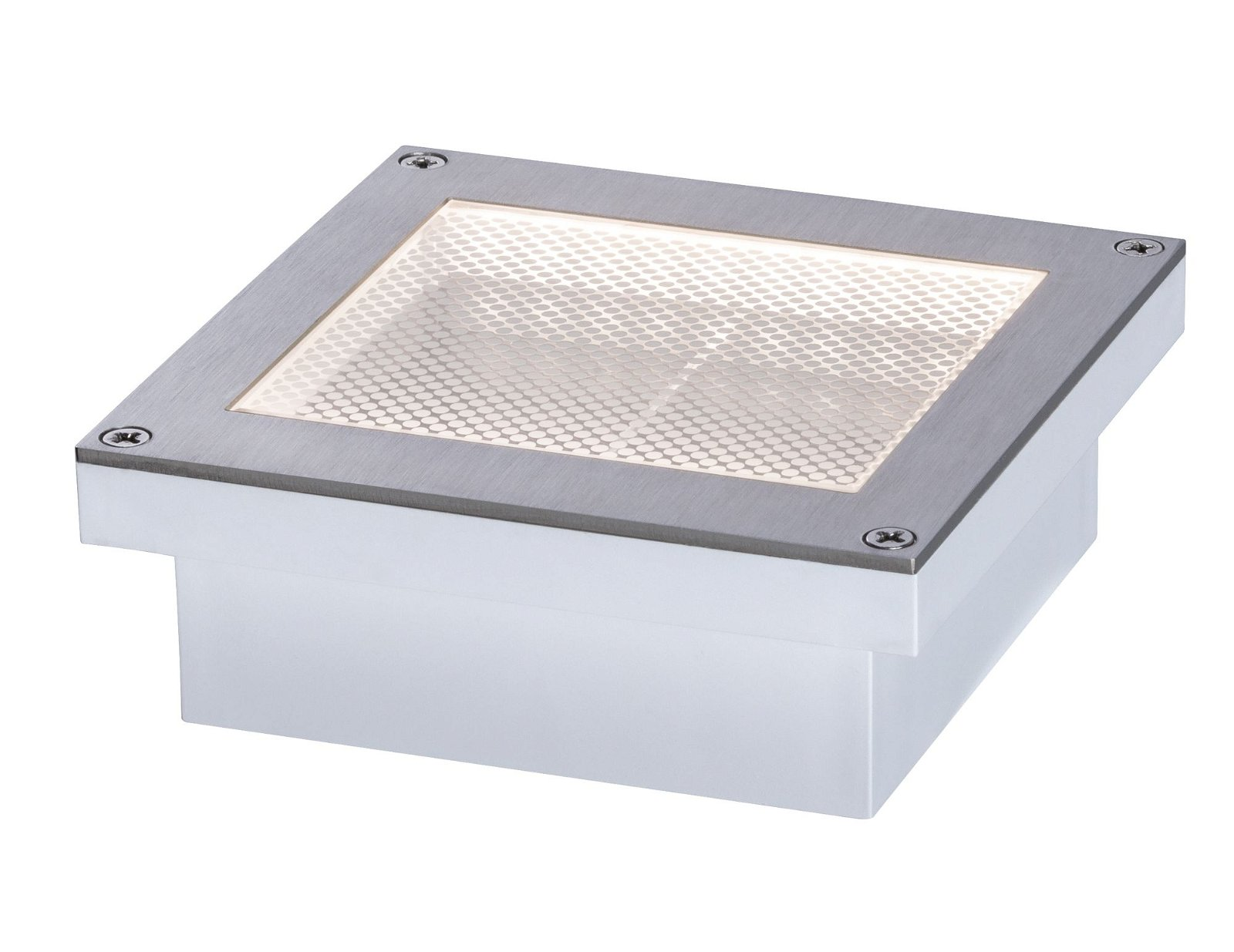 Solar LED-grondinbouwlamp Aron Bewegingsmelder IP67 3000K 50lm Wit
