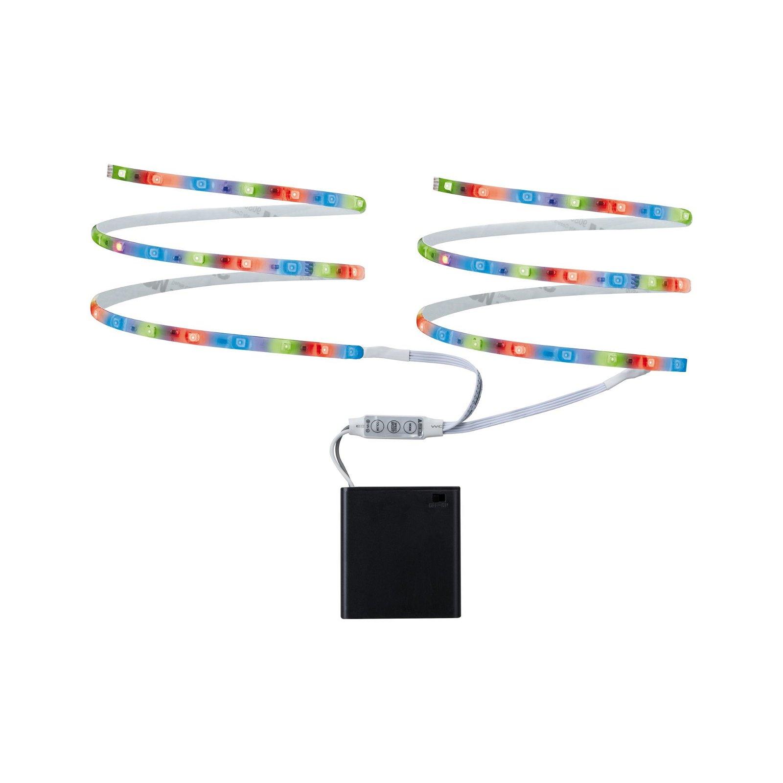 Mobil Strip 0,8m 2x1,2W 35lm/m RGB