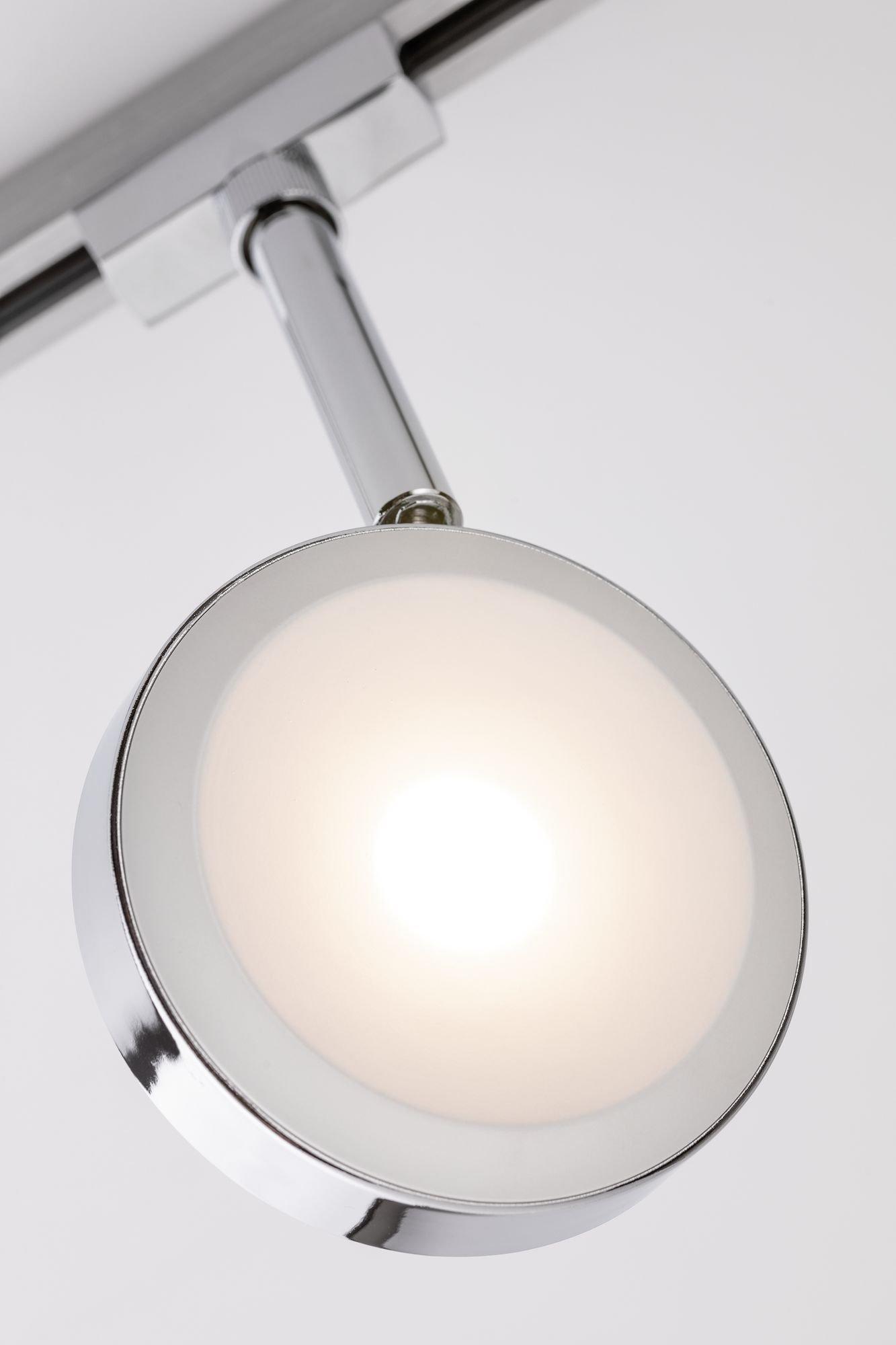 VariLine LED Spot Discus 5W Chrom matt/Chrom