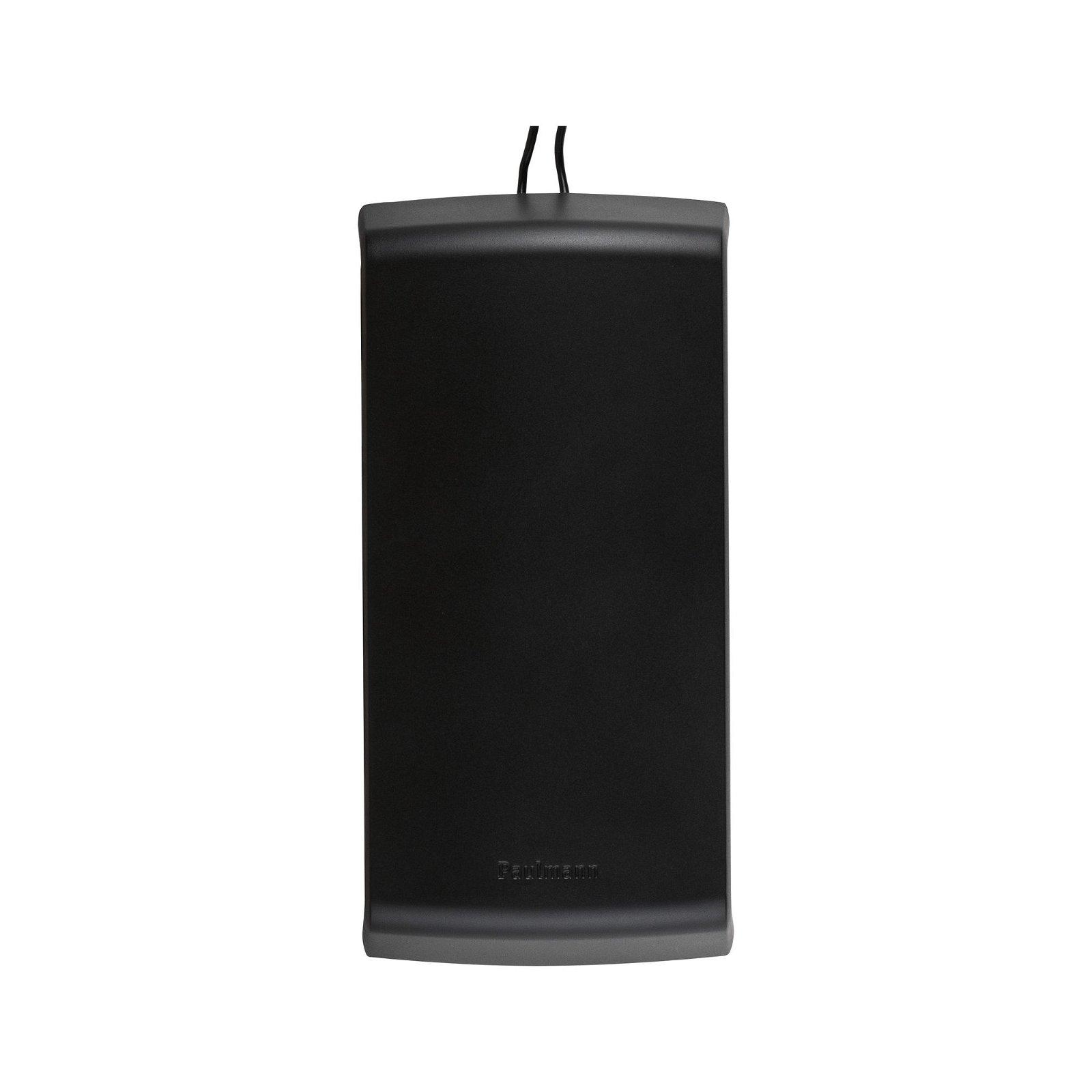 LED Seilsystem Driver max. 60W 230/12V Schwarz