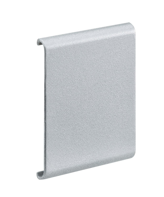 Profilé de strip LED Duo Cover – Pack de 4 Alu mat