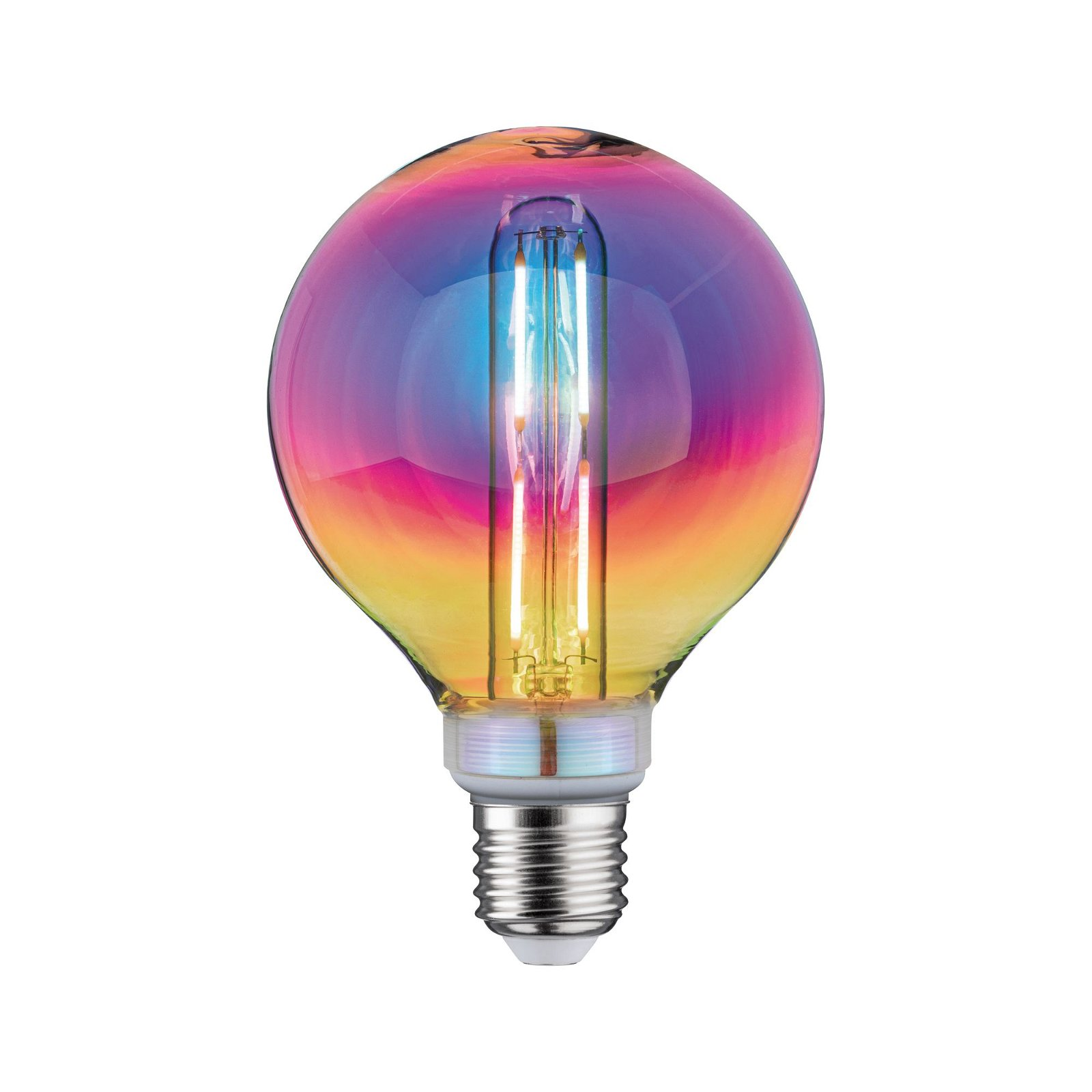 Fantastic Colors Edition LED Globe E27 230V 470lm 5W 2700K Dichroic