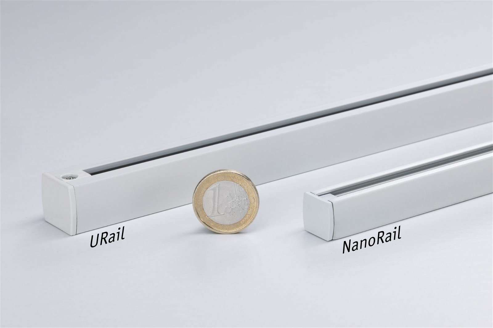 NanoRail Panneau LED Plado 6,5W Blanc dépoli