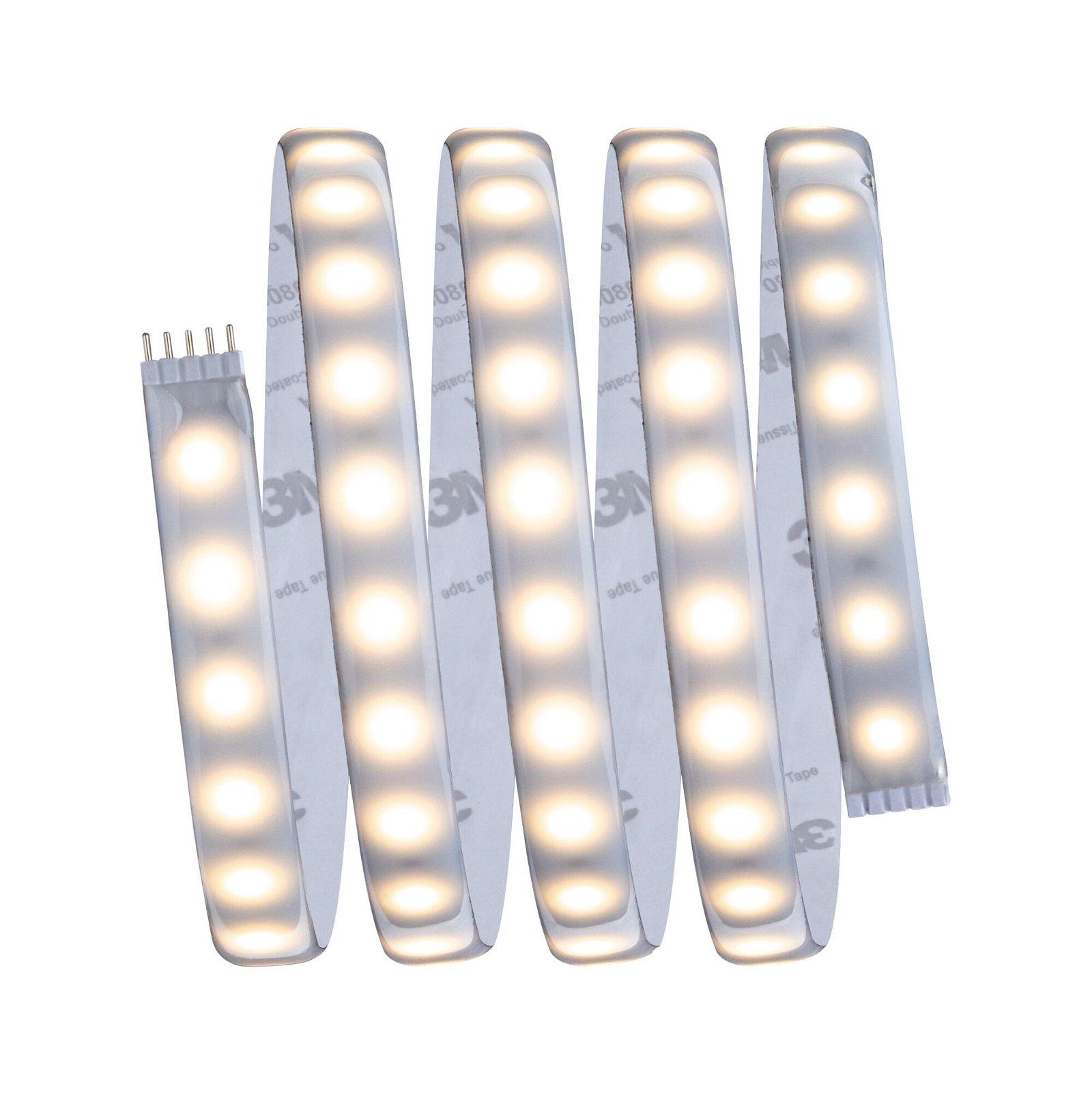 MaxLED 500 Strip LED Blanc chaud 1,5m recouvert 9W 825lm 2700K 20VA