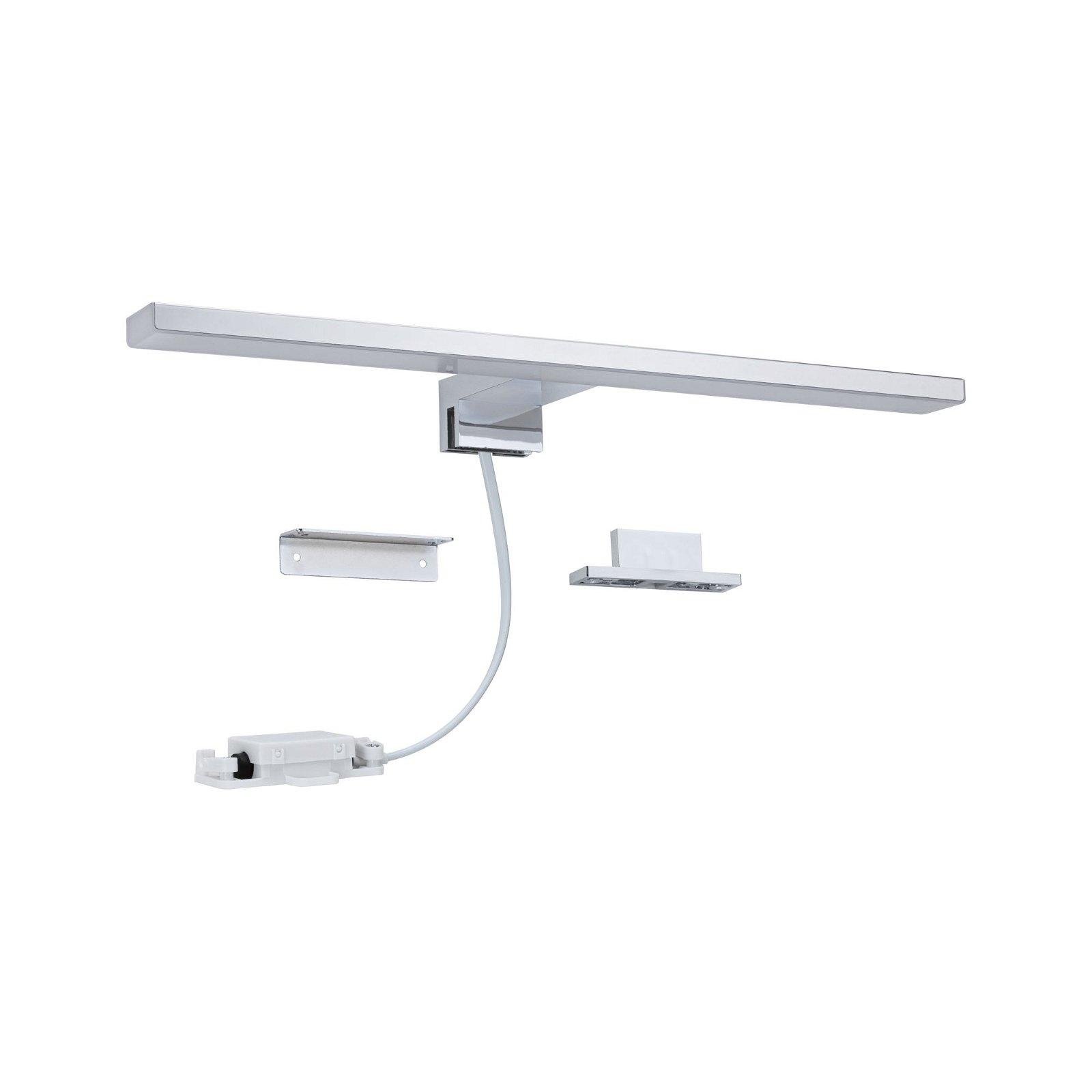 HomeSpa LED Spiegelleuchte Evie IP44 3000K 1050lm 230V 8,0W Chrom