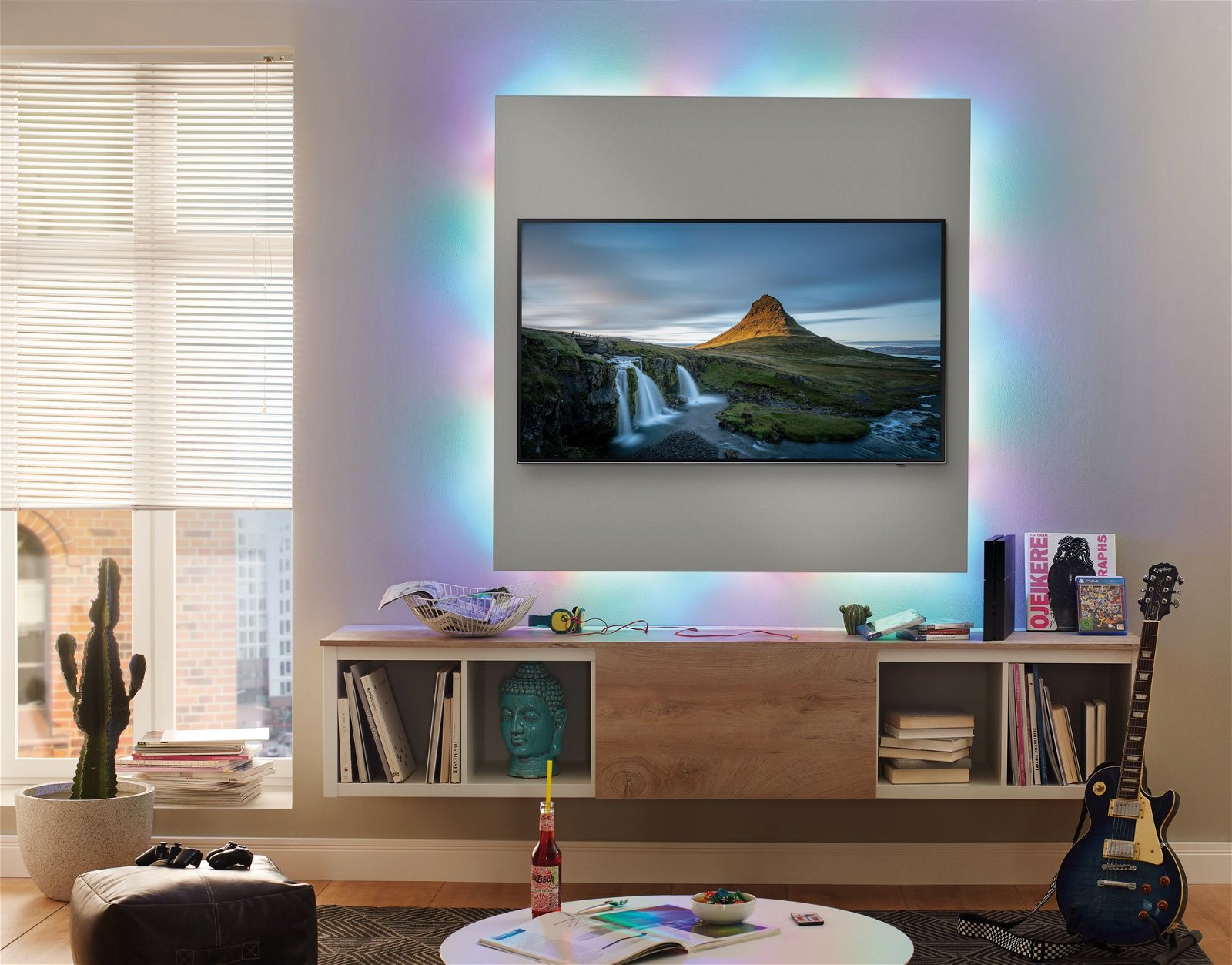 SimpLED Motion LED Strip RGB 7,6m beschichtet 15W 494lm RGB 18VA