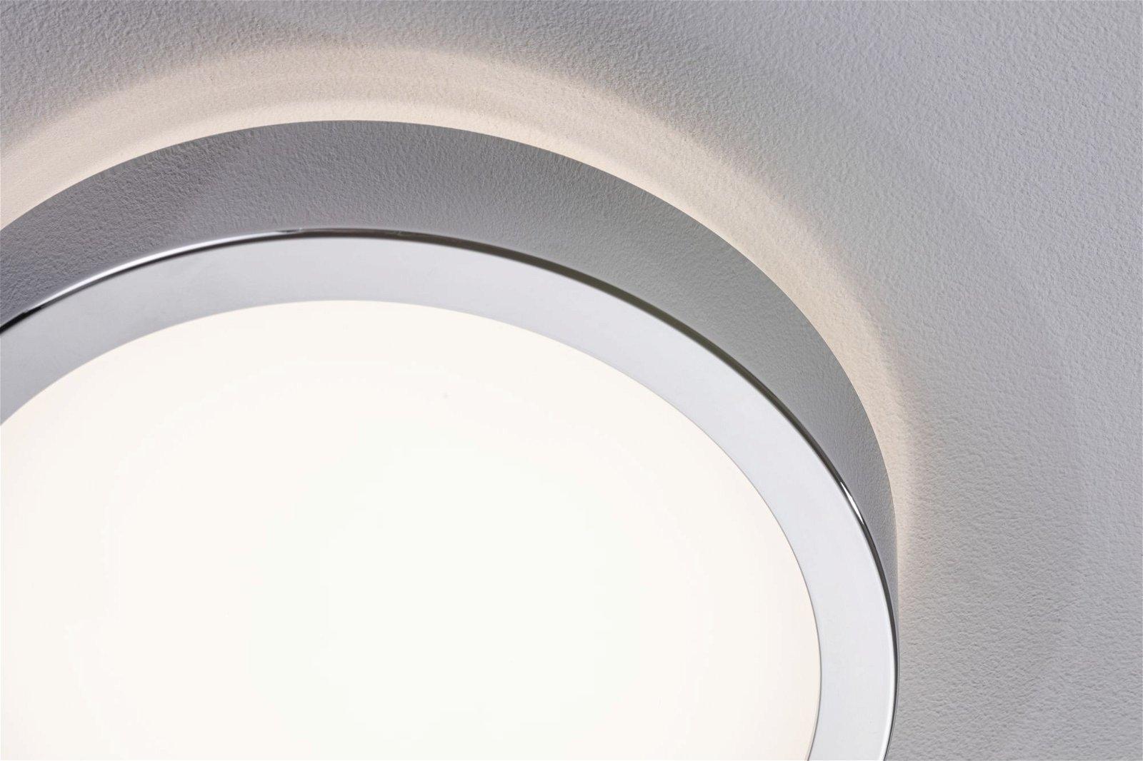 HomeSpa Panneau LED Aviar IP44 rond 220mm 1300lm 4000K Blanc
