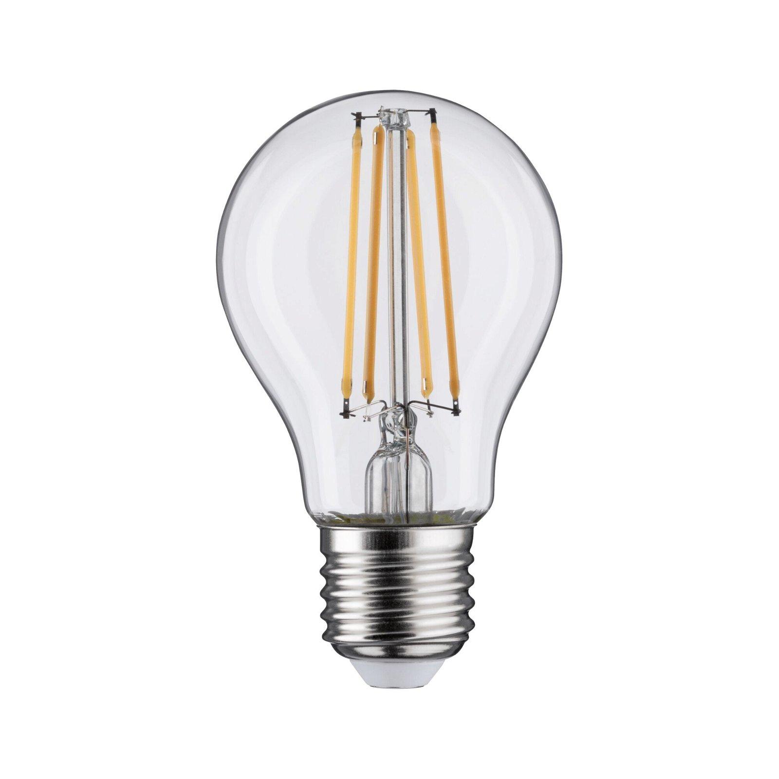 LED-gloeilamp Filament E27 230V 806lm 7W 2700K Helder