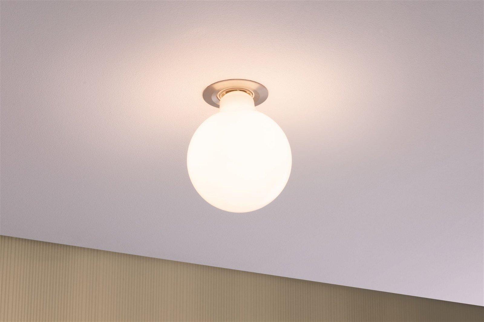 LED Globe Filament E27 230V 806lm 7,5W 2700K Opal