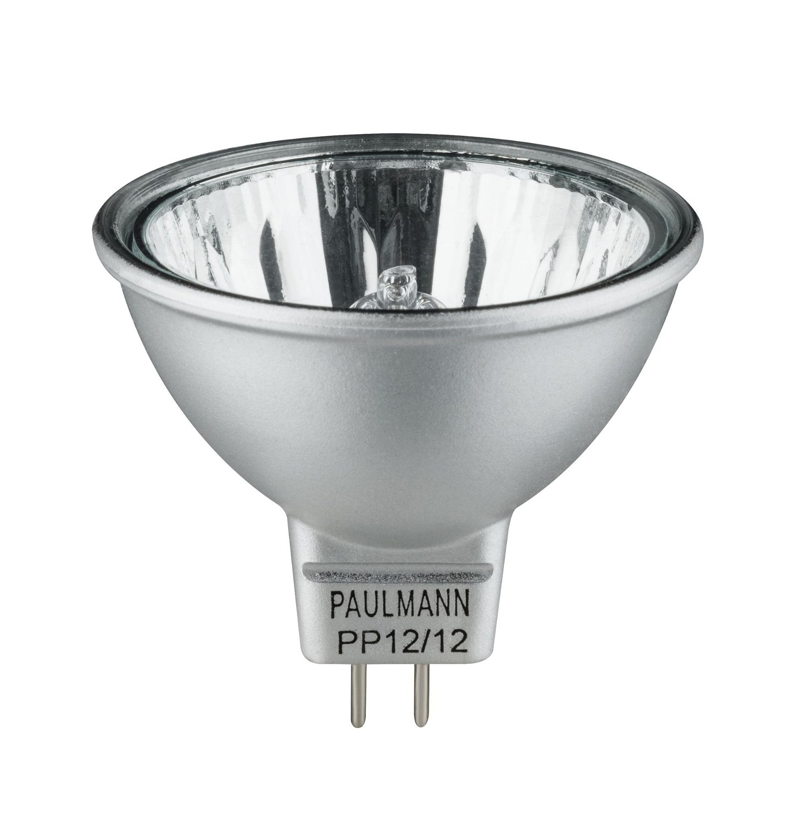 Niedervolthalogen Reflektorlampe Akzent 35 Watt GU5,3 Alu 12 V