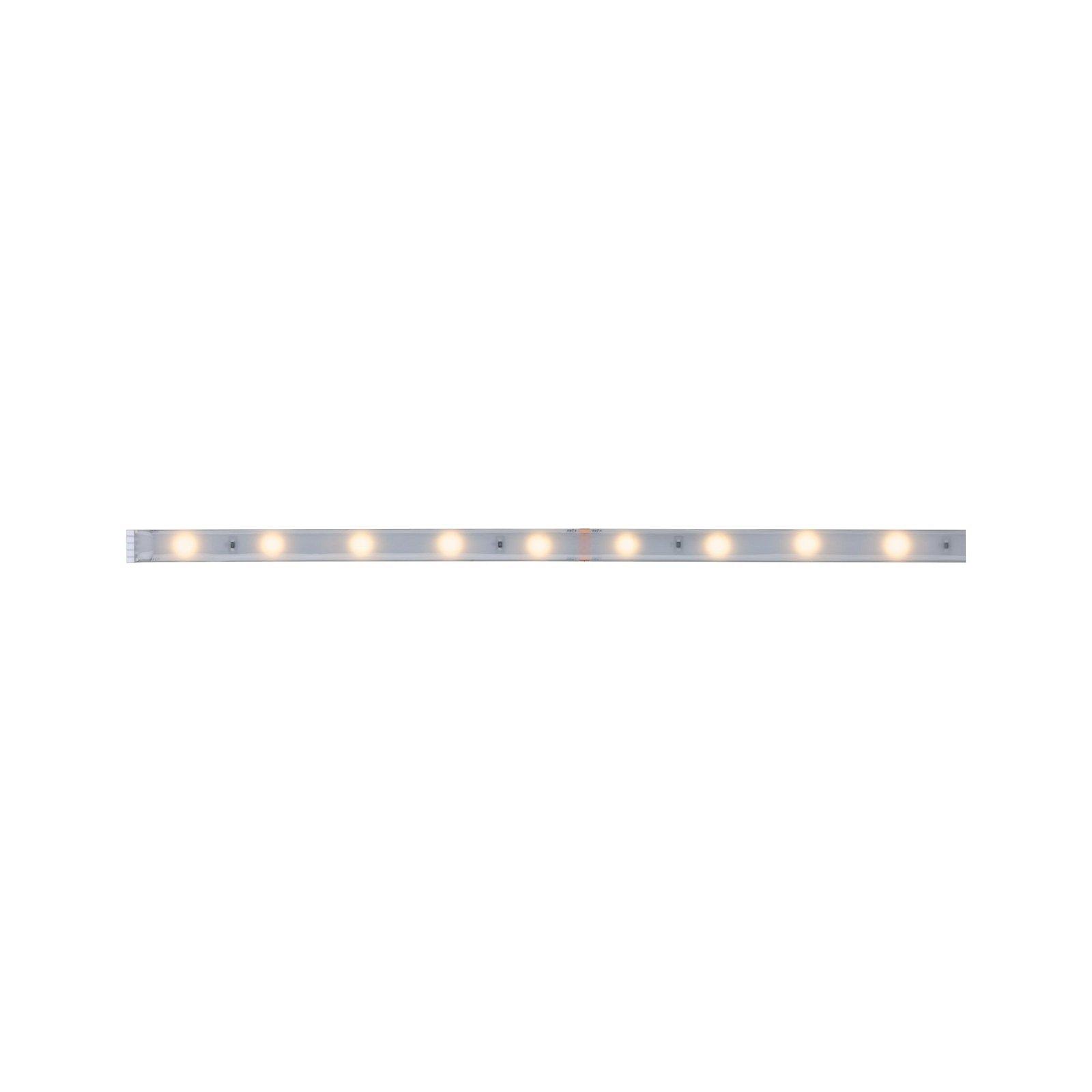 MaxLED 250 LED Strip Warm wit 1m gecoat IP44 4W 300lm 2700K