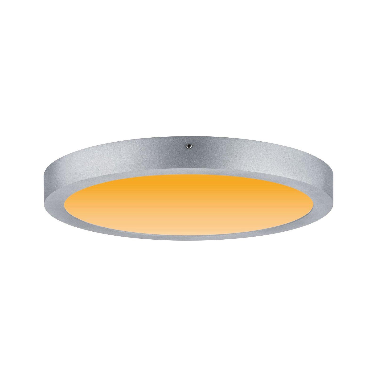 LED Panel Carpo round 400mm 2300 - 3000K Chrome matt