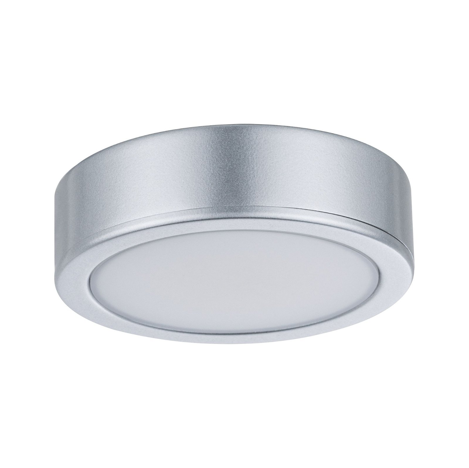 Clever Connect LED Spot Disc Tunable White 2,1W Chrom matt