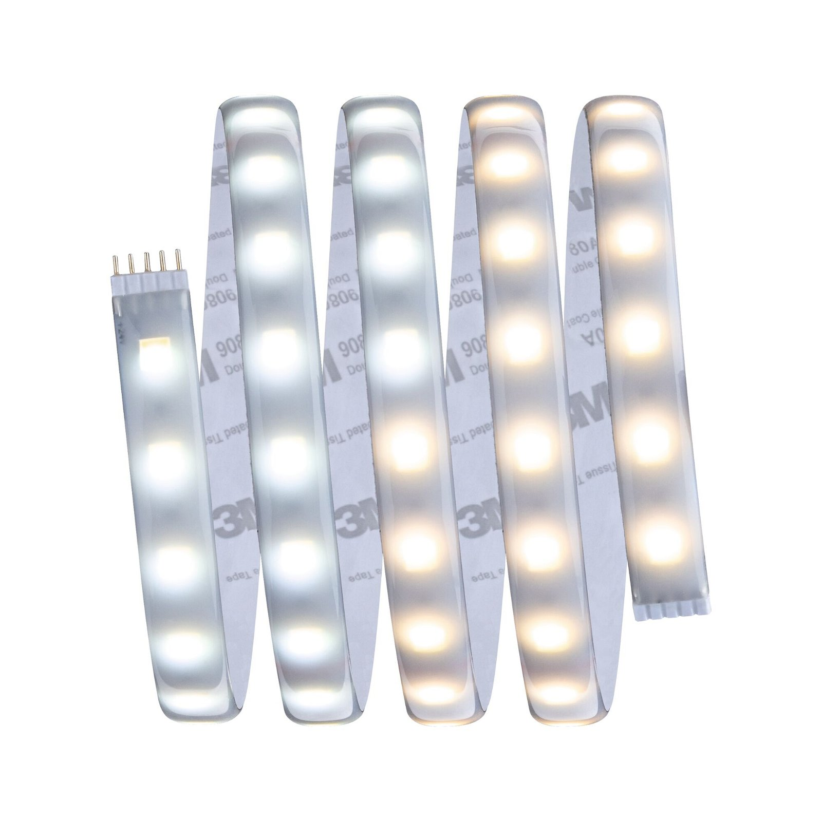 MaxLED 500 Strip LED Tunable White 1,5m recouvert 10W 825lm Tunable White 20VA