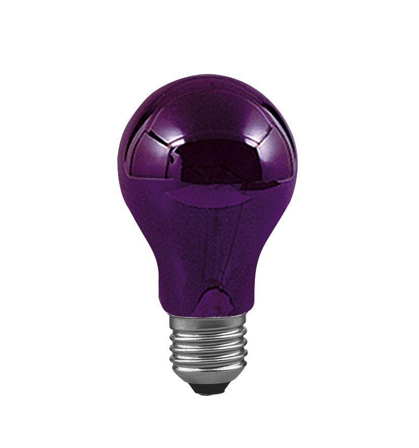 Glühbirne Schwarzlicht E27 230V 75W Schwarzlicht