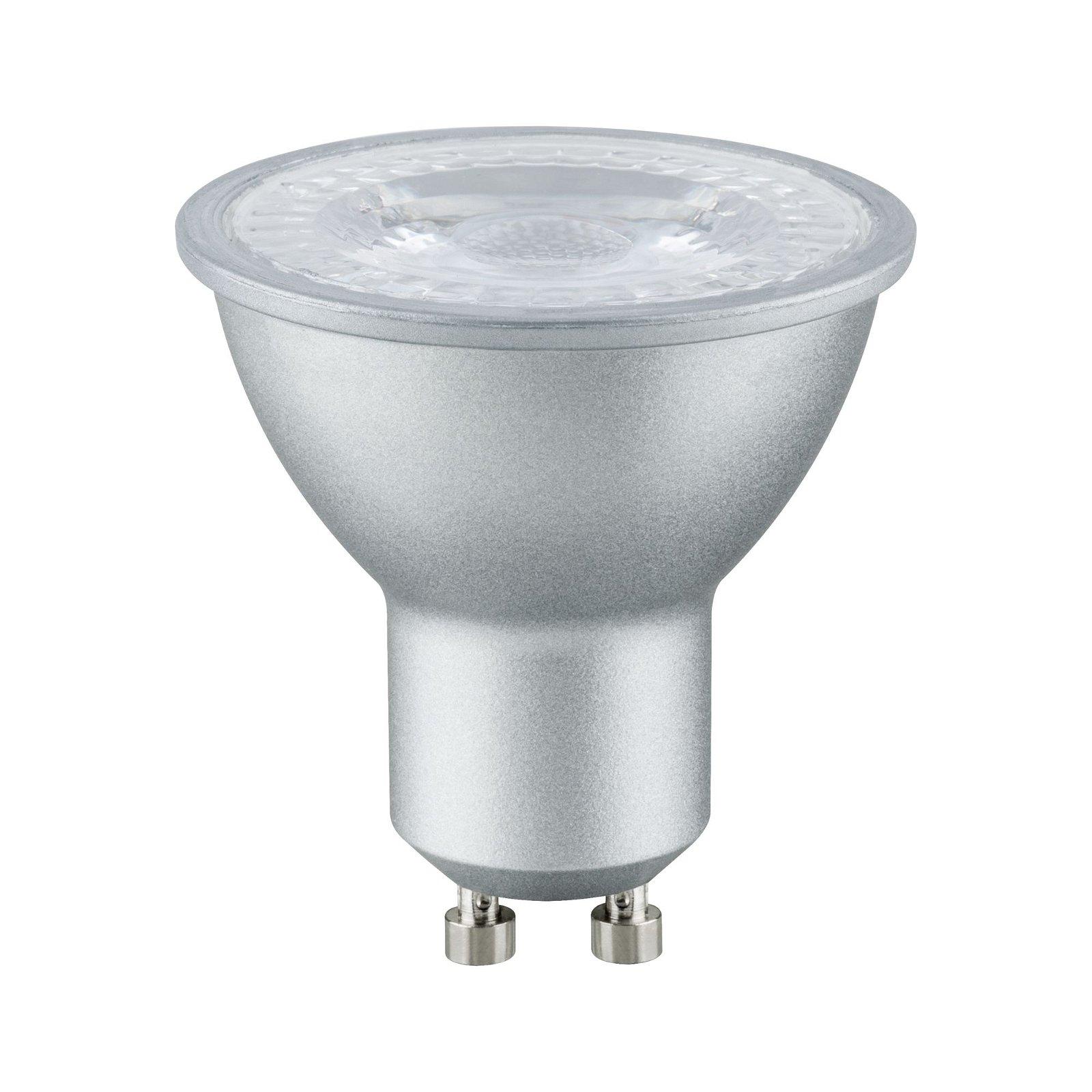 LED Reflektor GU10 230V 230lm 4W 2700K Alu