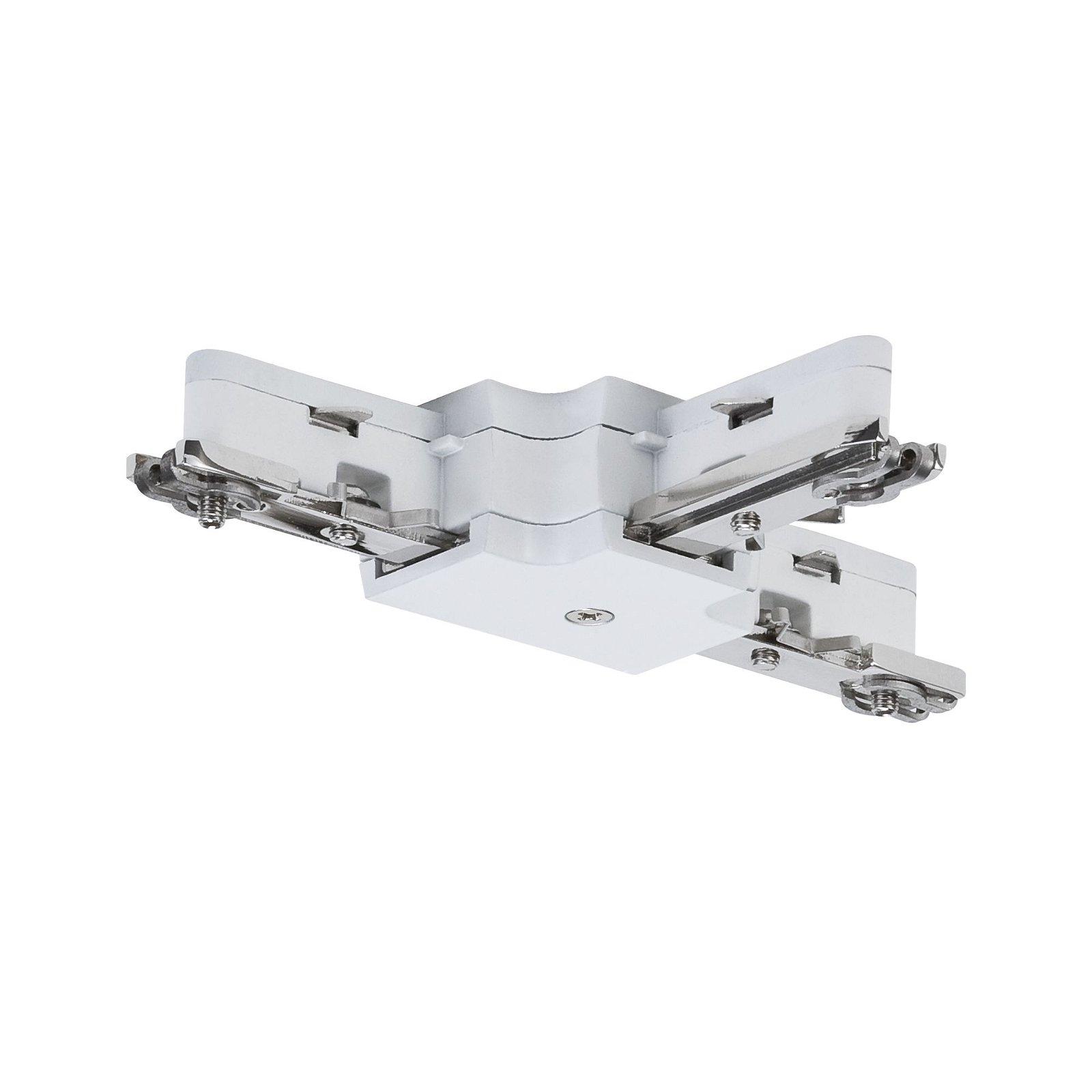 URail Verbindingen T-stuk 104x62mm max. 1.000W Wit
